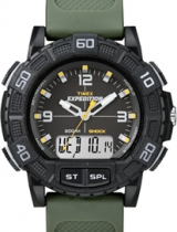 Timex  T49967 Expedition Double Shock